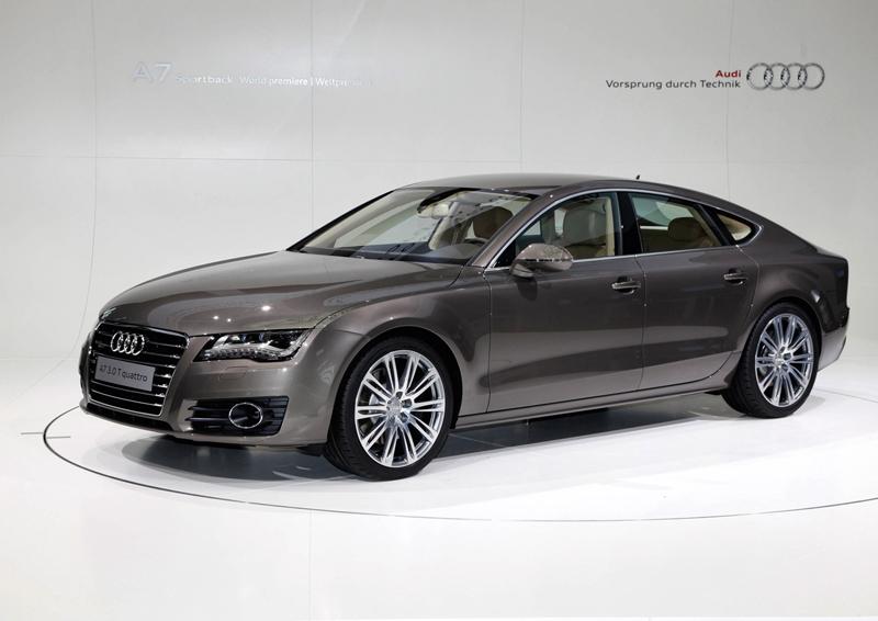 audi a7 blogspotcom. launch of the Audi A7